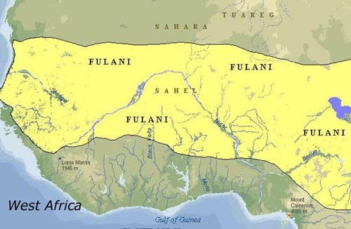 Fulbhe in West Africa